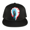 MELTDOWN KEEP WATCH SNAPBACK CAP (BLACK/SM171706)