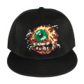 GROTESQUE KEEP WATCH SNAPBACK CAP (BLACK/SM171707)