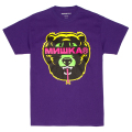 BLIND ADDER TEE (PURPLE/SM191006PPL)