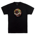 LAMOUR FLYING TIGER KEEP WATCH TEE (BLACK/SP181303BLK)