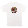 LAMOUR FLYING TIGER KEEP WATCH TEE (WHITE/SP181303WHT)