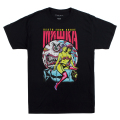 LAMOUR DEATH FROM ABOVE TEE (BLACK/SP181308BLK)
