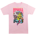 LAMOUR DEATH FROM ABOVE TEE (PINK/SP181308PNK)