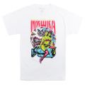 LAMOUR DEATH FROM ABOVE TEE (WHITE/SP181308WHT)