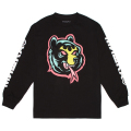 LAMOUR CARTOON DEATH ADDER L/S TEE (BLACK/SP191000LS)