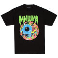LAMOUR CHAOS KEEP WATCH TEE (BLACK/SP191002)