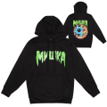 LAMOUR CHAOS K.W PULLOVER HOODIE (BLACK/SP191002PO)