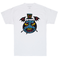 DUTTY BEAR MOP TEE (WHITE/SP191005)