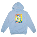 KEEP WATCH CHALLENGE PULLOVER HOODIE (L.BLUE/SP191007PO)