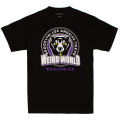 DEATH ADDER WEIRD WORLD TEE (BLACK/SP191015)