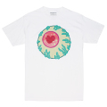 MISHKA x TARA MCPHERSON: KEEP WATCH TEE (WHITE/TARA8)
