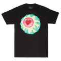 MISHKA x TARA MCPHERSON: KEEP WATCH TEE (BLACK/TARA9)