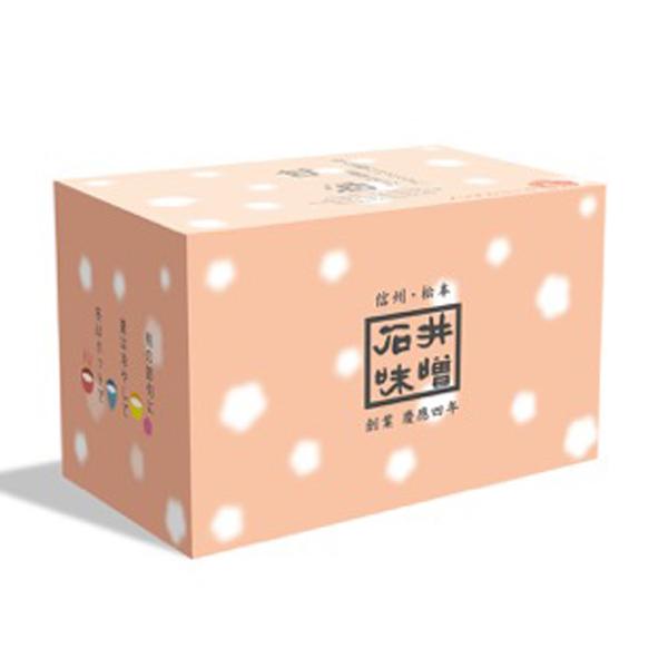 石井味噌の甘酒6本セット