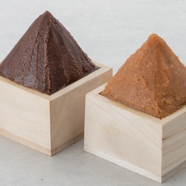 石井味噌のお正月ミニ樽詰めセット