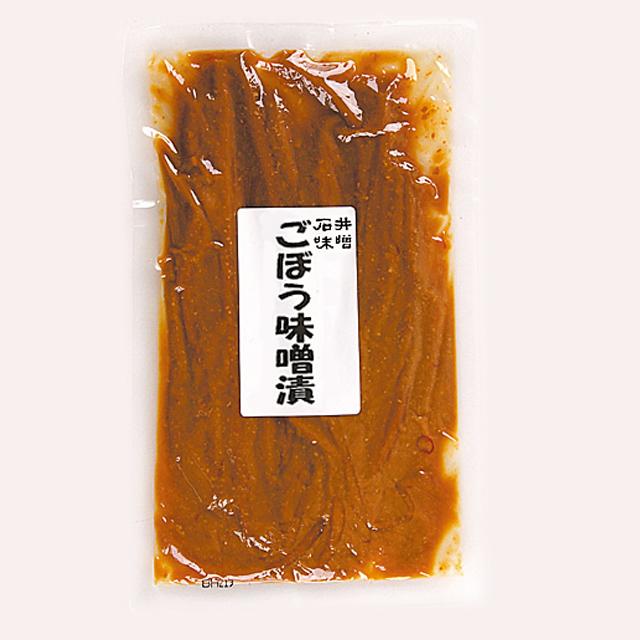 石井味噌のごぼうの味噌漬け