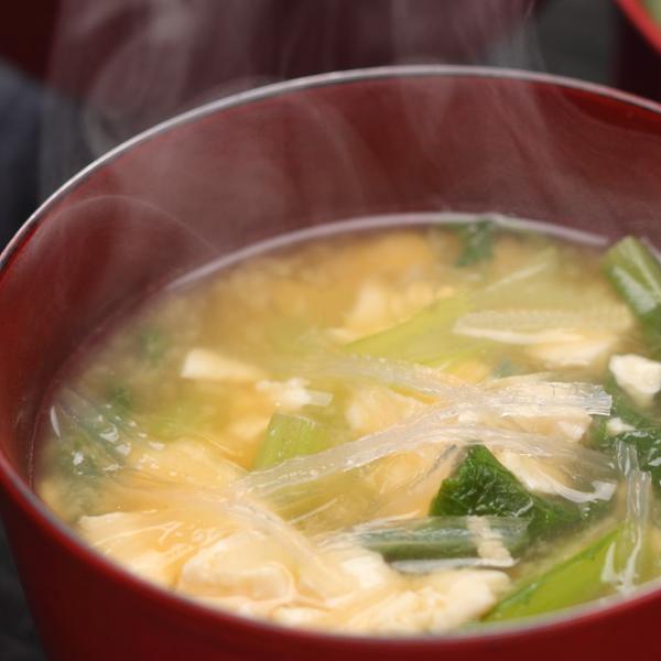 お味噌汁の具に最適、信州の味覚・糸寒天