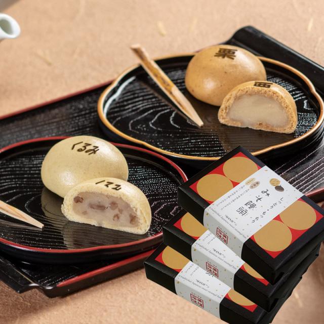 石井味噌の味噌饅頭お得な3箱セット