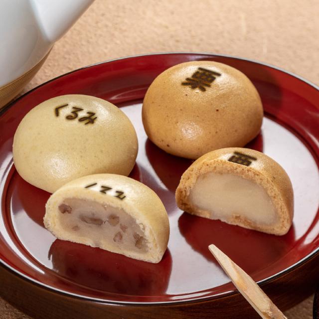 石井味噌の味噌饅頭