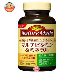 大塚製薬ネイチャーメイド マルチビタミン&ミネラル 100粒×3個入