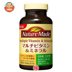 大塚製薬ネイチャーメイドマルチビタミン&ミネラル 200粒×3個入