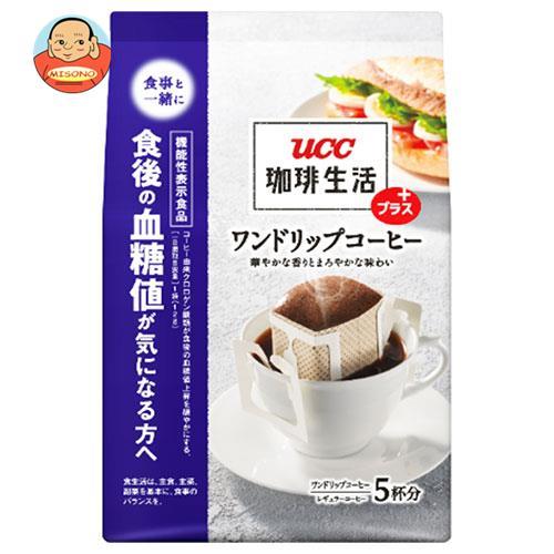 UCC 珈琲生活プラス ワンドリップコーヒー (12g×5P)×12箱入