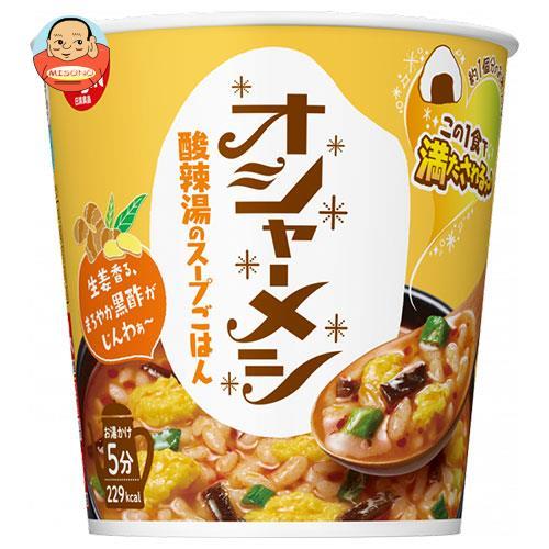 日清食品 日清 オシャーメシ 酸辣湯のスープごはん 57g×6個入