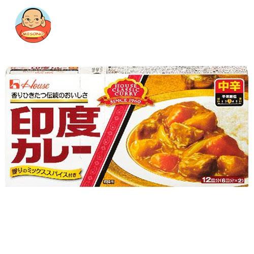 ハウス食品 印度カレー 中辛 230g×10個入
