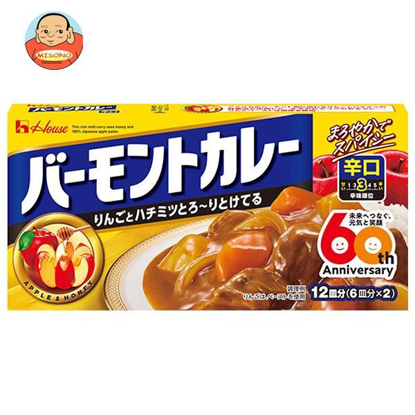 ハウス食品 バーモントカレー 辛口 230g×10個入