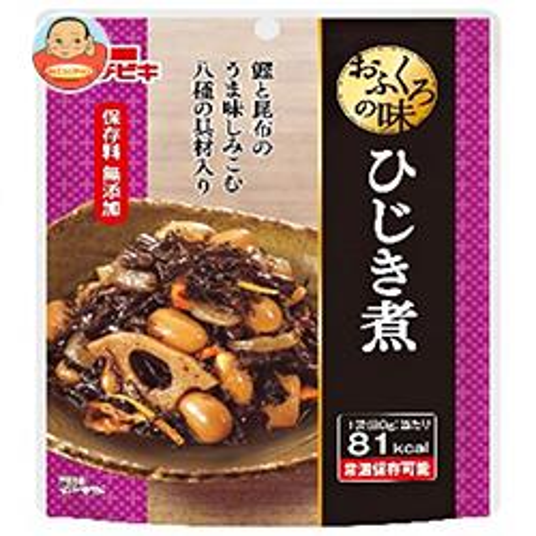 イチビキ おふくろの味 ひじき煮 80g×10袋入
