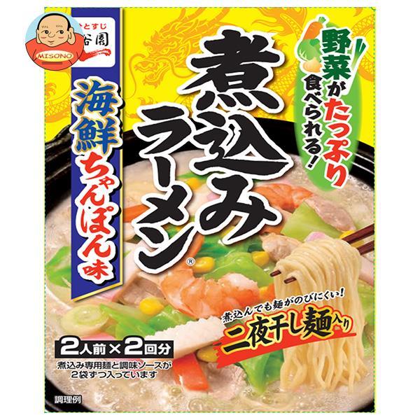 永谷園 煮込みラーメン 鶏しお味 284g×6箱入