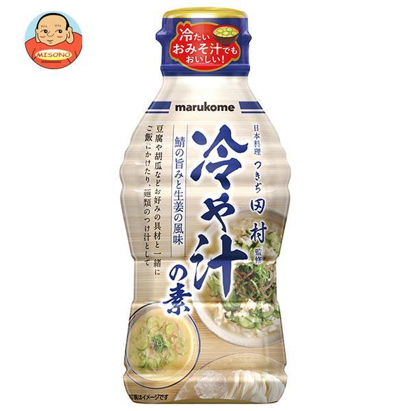 マルコメ 液みそ つきぢ田村監修 冷や汁の素 430g×10本入