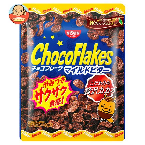 日清シスコ チョコフレーク濃厚仕立て 63g×12袋入