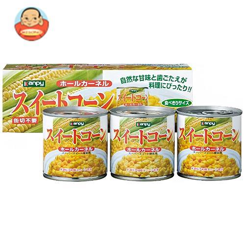 カンピー スイートコーン (200g缶×3)×8個入