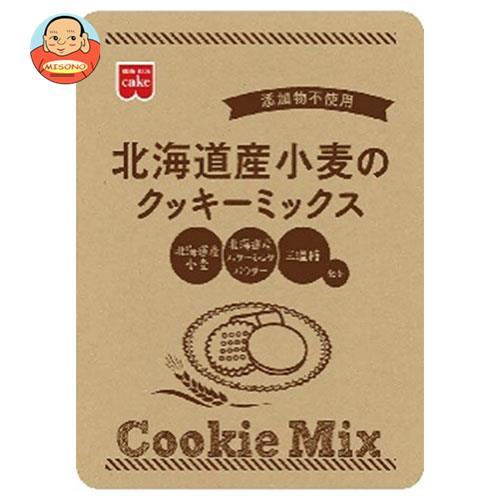 共立食品 北海道産小麦のクッキーミックス 220g×6袋入
