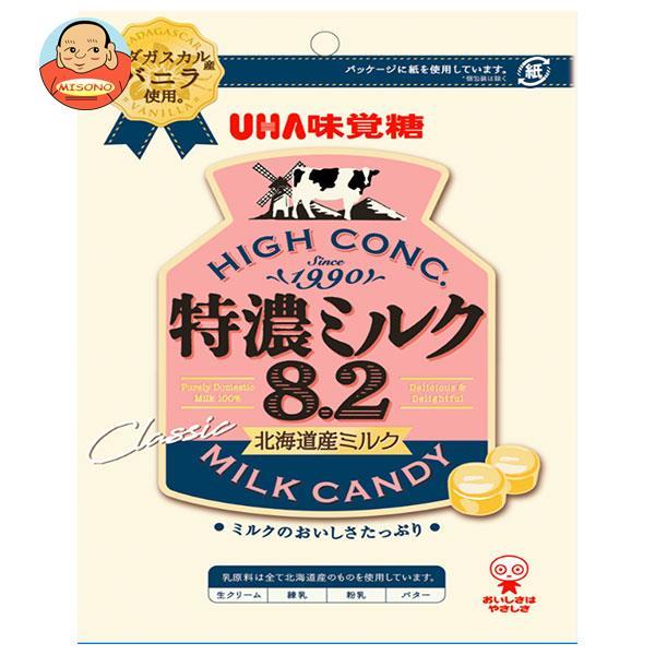 UHA味覚糖 特濃ミルク8.2 88g×6袋入