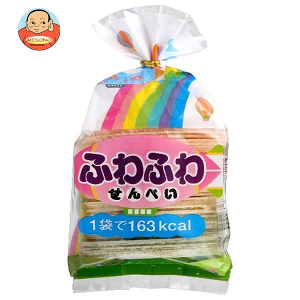 三河屋製菓 ふわふわせんべい 60枚×24(12×2)袋入