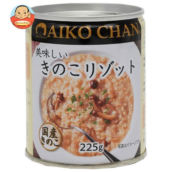 伊藤食品 美味しいきのこリゾット 225g缶×12個入