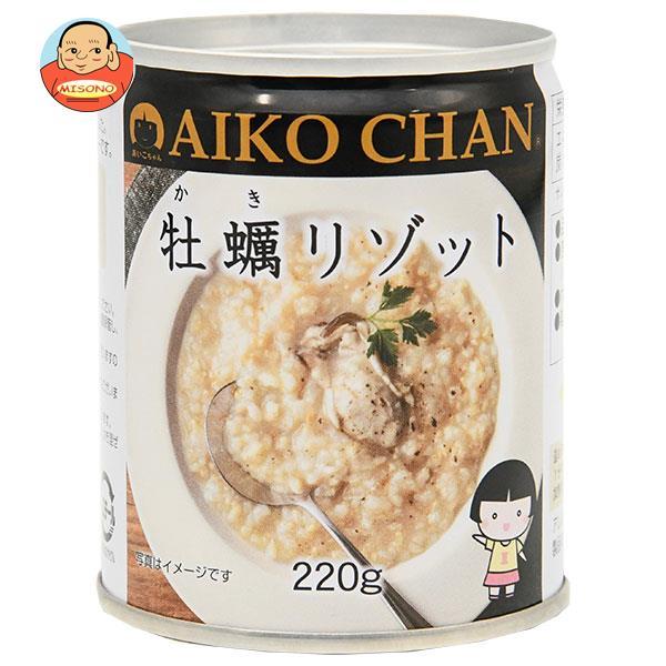 伊藤食品 美味しい牡蠣リゾット 230g缶×12個入