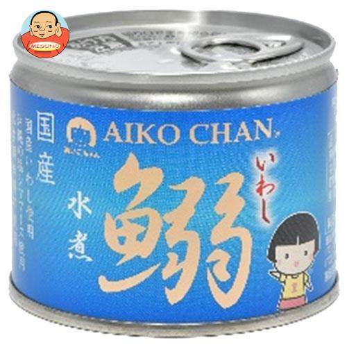 伊藤食品 美味しい鰯水煮 190g缶×24個入
