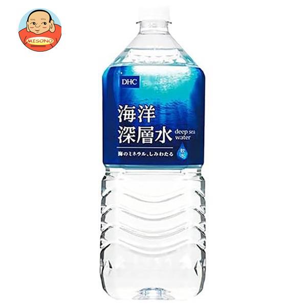 DHC 海洋深層水 2Lペットボトル×6本入