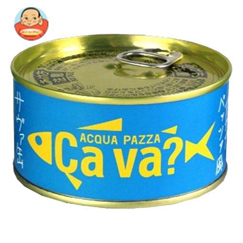 岩手缶詰 国産サバのアクアパッツァ風 170g缶×12個入