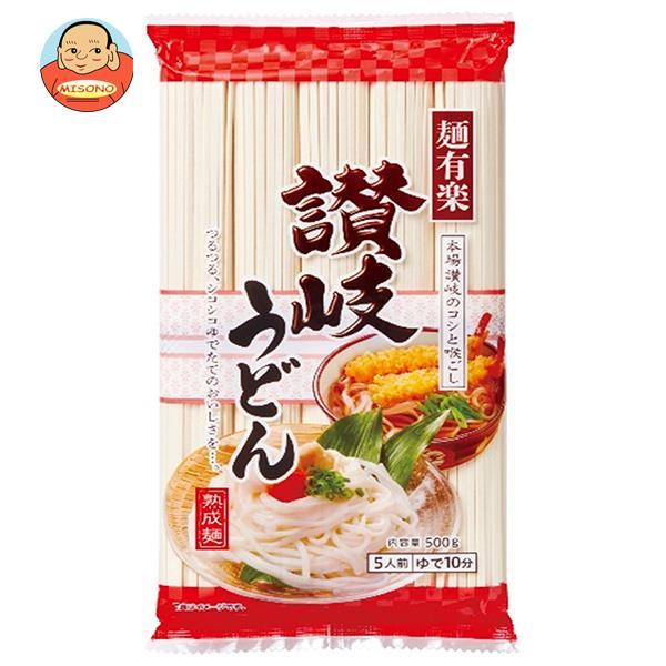 麺有楽 讃岐うどん 600g×15袋入