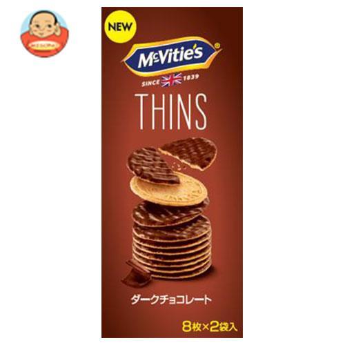 マクビティ シンズ ダークチョコレート 16枚×12箱入
