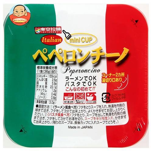 東京拉麺 ペペロンチーノ 36g×30個入