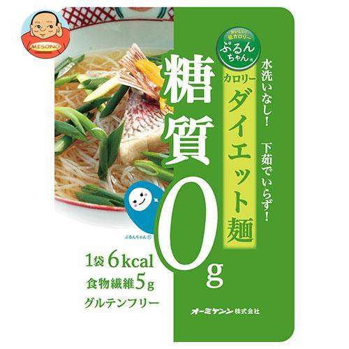 オーミケンシ ぷるんちゃん カロリーダイエット麺 100g×10箱入