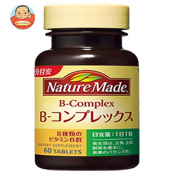 大塚製薬 ネイチャーメイド Bコンプレックス 60粒×3個入