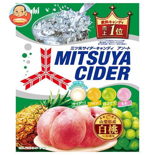 アサヒグループ食品 三ツ矢サイダーキャンディ 136g×12(6×2)袋入