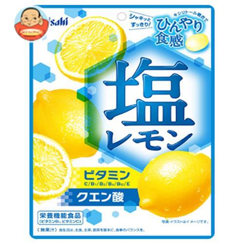 アサヒグループ食品 塩レモンキャンディ 81g×12(6×2)袋入