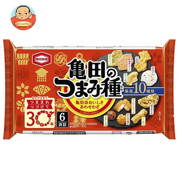亀田製菓 つまみ種 120g×12袋入