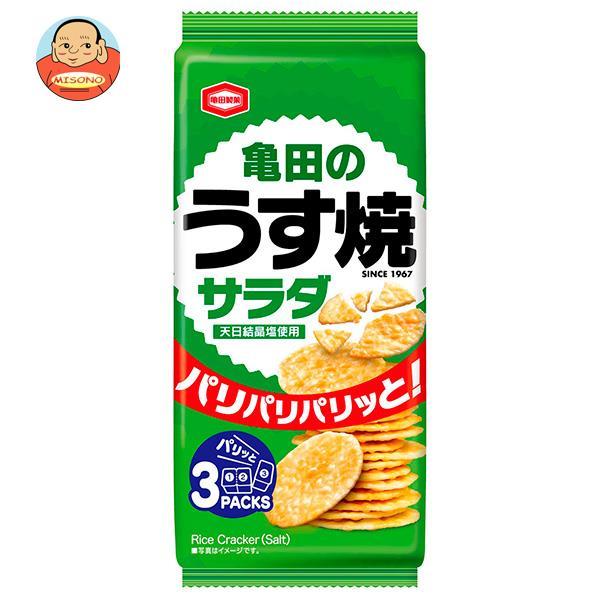 亀田製菓 サラダうす焼 85g×12袋入